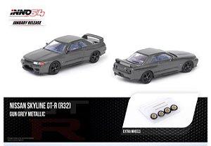 Nissan Skyline GTR (R-32)  - 1:64 - INNO64