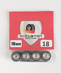 Roda 18/10mm - ACCuston
