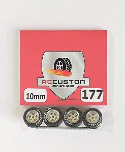 Roda 177/10mm - ACCuston