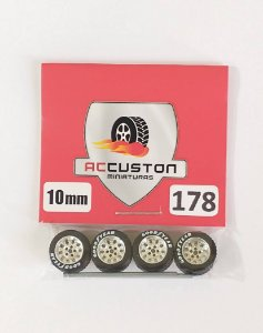 Roda 178/10mm - ACCuston