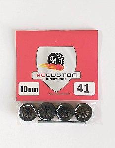 Roda 41/10mm - ACCuston