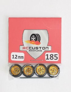 Roda 185/12mm - ACCuston