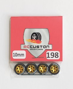 Roda 198/10mm - ACCuston