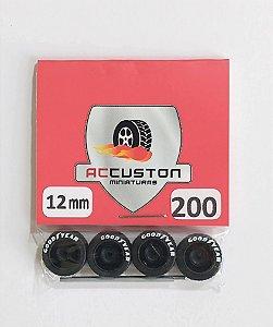 Roda 200/12mm - ACCuston