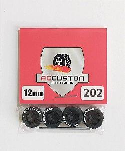 Roda 202/12mm - ACCuston