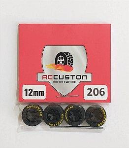 Roda 206/12mm - ACCuston