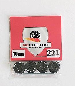 Roda 221/10mm - ACCuston
