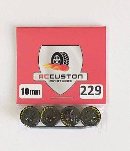 Roda 229/10mm - ACCuston