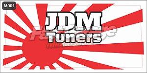Adesivo Case JDM Tuners MOD-1