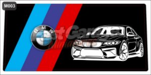 Adesivo Case BMW MOD-3