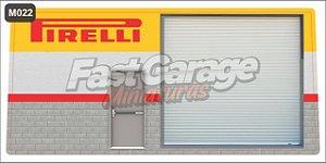 Adesivo Case Pirelli MOD-22