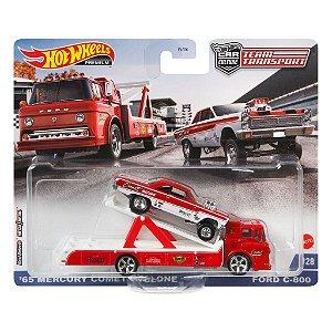 Team Transport Ford Mercury comet racing + caminhão 2021