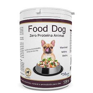 Food Dog Zero Proteína Animal - Botupharma