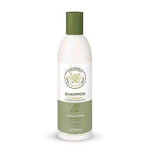 Shampoo Natural de Própolis Verde - Propovets
