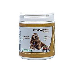Nutroplus Senior - Suplemento para dietas naturais de cães idosos