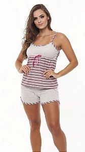 Short Doll Nadador Mescla - 0405