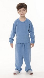 Pijama infantil Plush - 0201