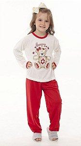 Pijama Longo Infantil - 0142