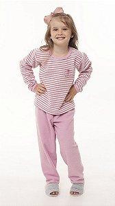 Pijama Longo Plush - 0179