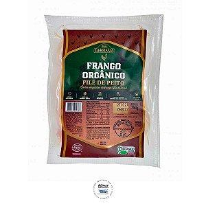 Filé de Peito Frango Orgânico (pc 750g)