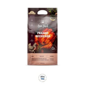 Frango Recheado Temperado Congelado Assa Fácil  2,4kg