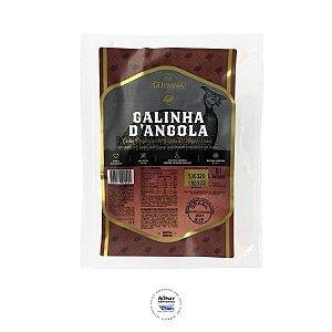 Galinha D'angola Congelado (com Coração, Fígado e Moela) 1,2kg