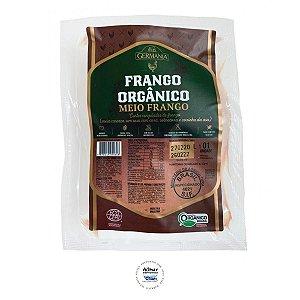 Meio Frango Orgânico (pc 750g)