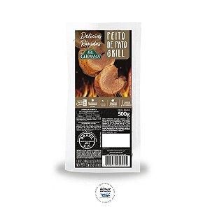 Peito de Pato Fatiado Grill Picanha (pc 500g)