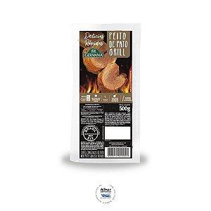 Peito de Pato Grill tipo Picanha (pc de 1kg)