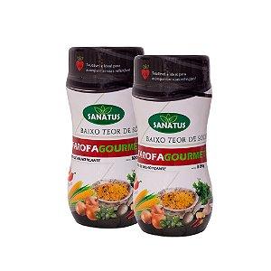 KIT Farofa Gourmet Milho Picante 320g cada