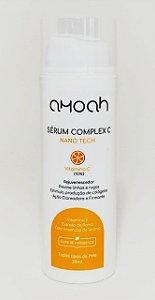 Vitamina C - Sérum Clareador Complex C Nano 30ml Amoah