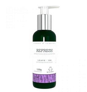Refresh Leave-on Couro Cabeludo e Cabelos Sensíveis - 120 g