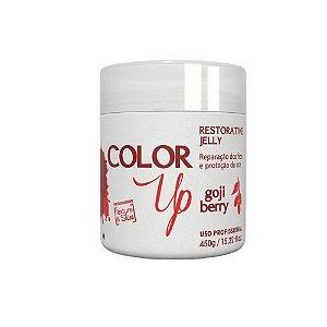 Color Up Restorative Jelly Máscara Protetora e Hidratante 450g Grandha