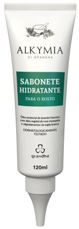 Sabonete Hidratante Para o Rosto Grandha 120ml