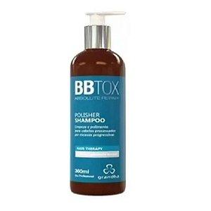 BBTOX Polisher Shampoo Reparador Hidratante 360ml Grandha