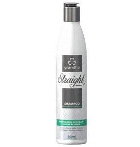 Straight Shampoo Reparação e Polimento 300ml Grandha