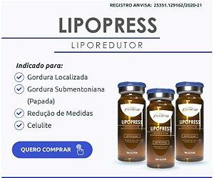 Lipopress - Lipo redutor 8 mL - Smart GR Gordura localizada
