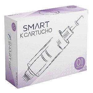 Cartucho Derma Pen Preto 01 agulha Smart GR