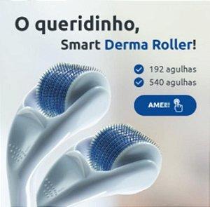 Derma Roller 540 Agulhas 0,25 mm Smart GR