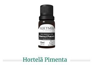 Óleo Essencial Puro Hortelã Pimenta 10ml Grandha
