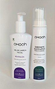 Kit Higienização Facial Amoah