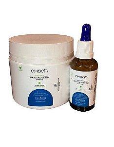 Kit Anti Celulite 3Ls Amoah