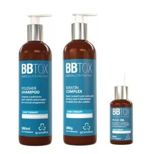 Kit BBTox 360ml Grandha