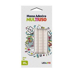 MOSTRUÁRIO - Massa Adesiva 35g - unitário - Leonora