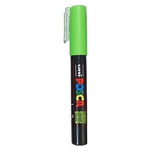 Caneta Uni Posca PC-1M Verde Maça - unitário - Posca