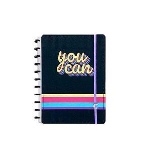 """Caderno """"Tá bom?"""" Grande - unitário - Caderno Inteligente"""