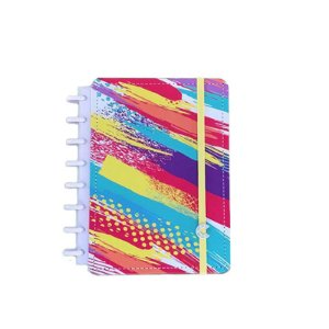 """Caderno """"Tibum!"""" Grande - unitário - Caderno Inteligente"""