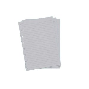 Refil p/ CI A5 50 Folhas Pautado 90g - unitário - Caderno Inteligente