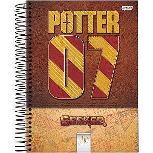 Caderno Colegial Harry Potter 80 Folhas - unitário - Jandaia