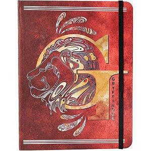 Caderneta G Harry Potter 80 Folhas C/ Pauta - unitário - Jandaia